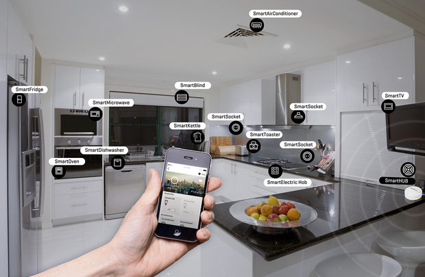 Smart Kitchens and IoT